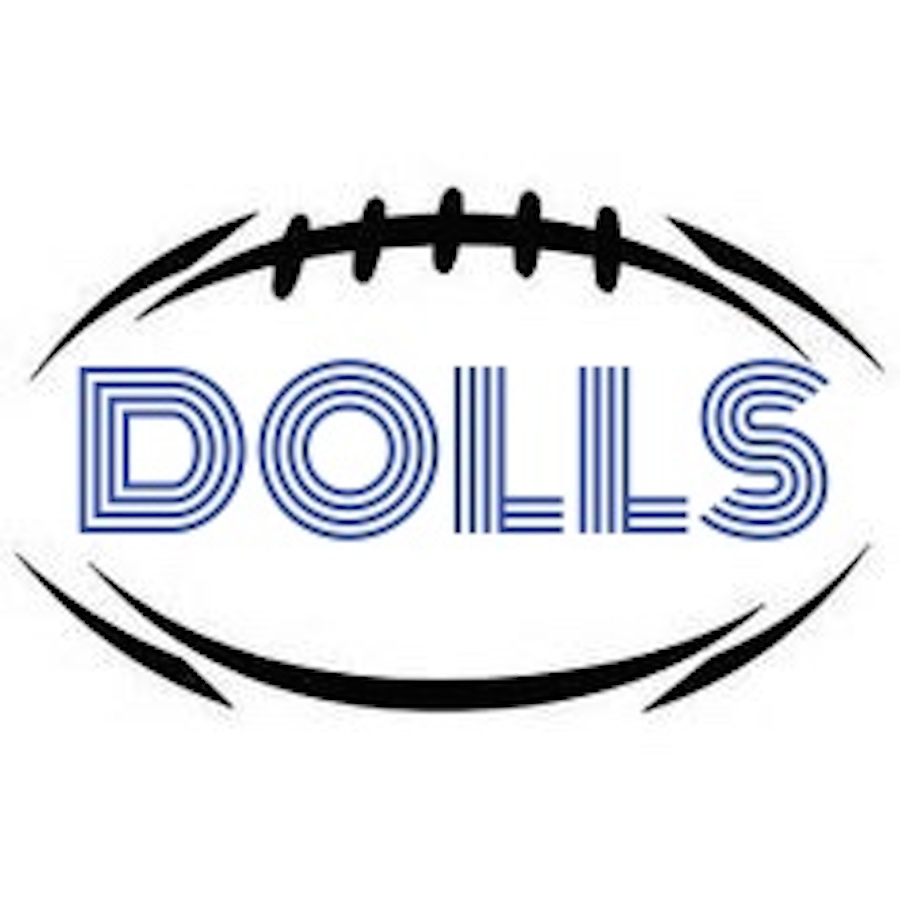 Dallas Elite Womens Football Custom Shirts & Apparel