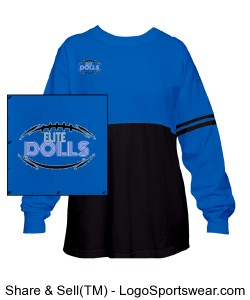 ELITE DOLLS POM POM PULLOVER Design Zoom